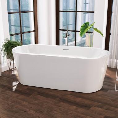 Modern bathtub Danubio
