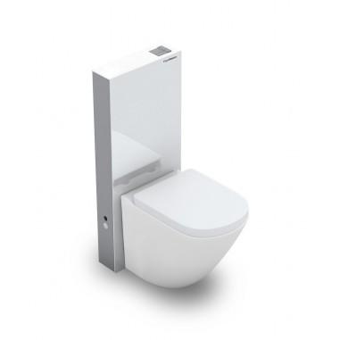 Pack Suspendido Compacto Cisterna Vista Compacta + Inodoro Bali Compacto