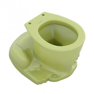 Wc niños color verde taza Frogy Fossil Natura