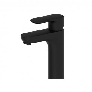Grifo negro lavabo Alsacia