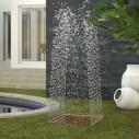 Plato ducha exterior
