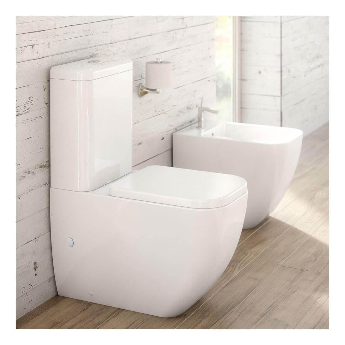 ▷ Leve o vaso sanitário projeto Duomo de Fossil Natura ao melhor preço.