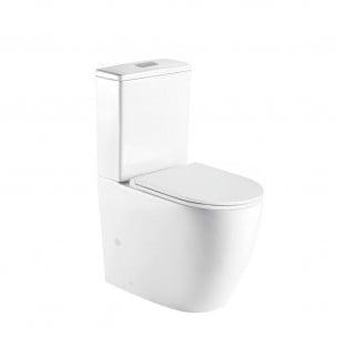 Banheiro completo Rimless...