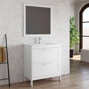 Mueble de baño vintage Toscana
