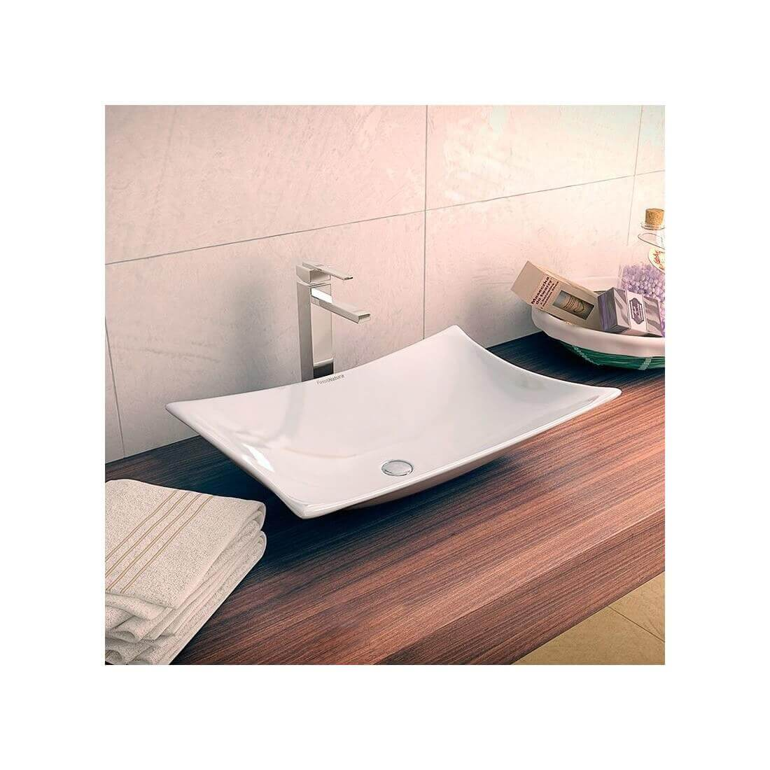 Encimeras de lavabo fabulous lavabo sobre encimera - Lavabo sobre encimera ...