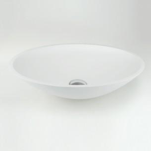 Lavabo sobre encimera Solid Surface Eros