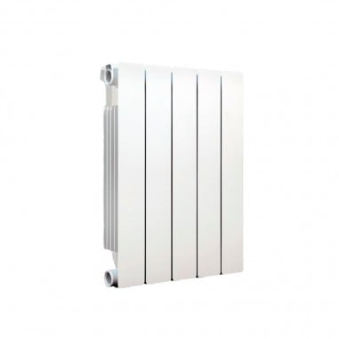 Radiador de aluminio