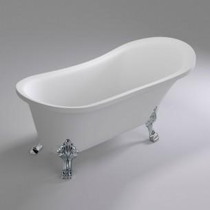 Bañera con patas Cavelly