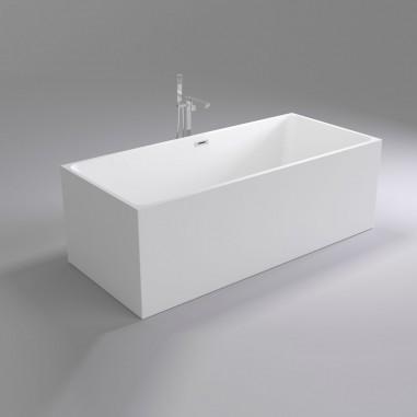 Bañera de diseño exenta Ituri