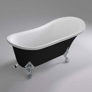 Bañera con patas Cavelly OUTLET