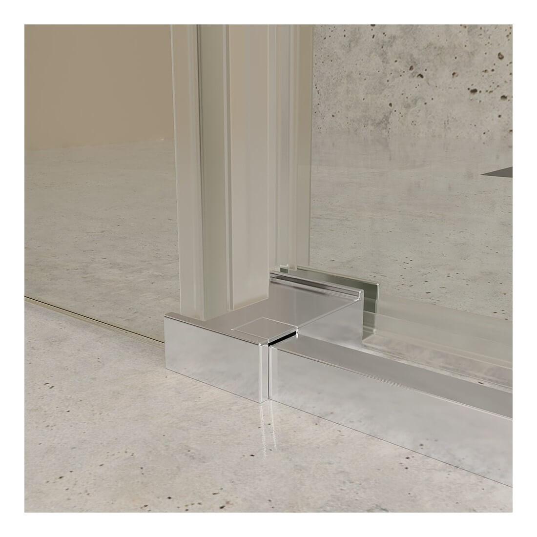 ▷ Mampara sin perfilería baja - 【Compra 100% Online 】- The Bath