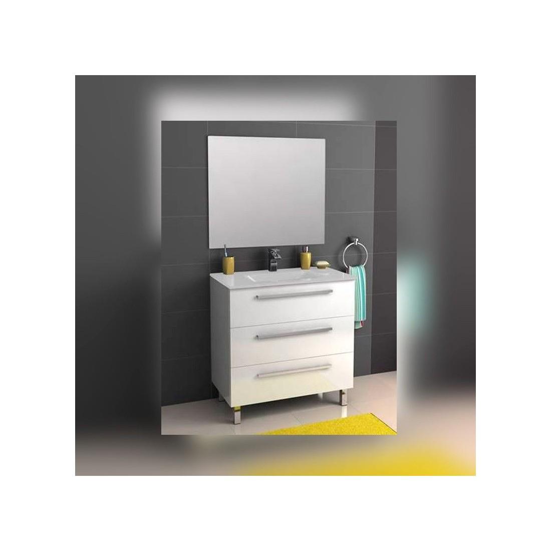 Muebles de bano baratos si quieres renovar tu bao a un for Muebles muy baratos