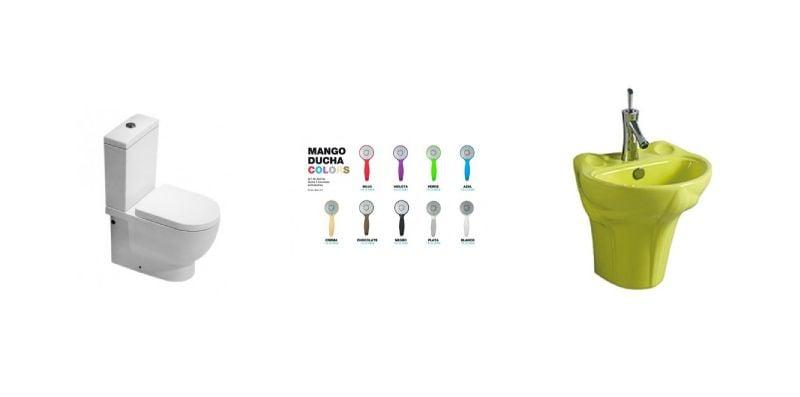 Los 5 sanitarios y accesorios de baño más vendidos