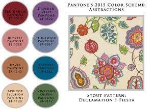 Colores Pantone 2015