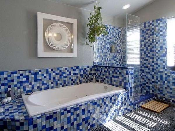 Últimas tendencias en azulejos para el baño