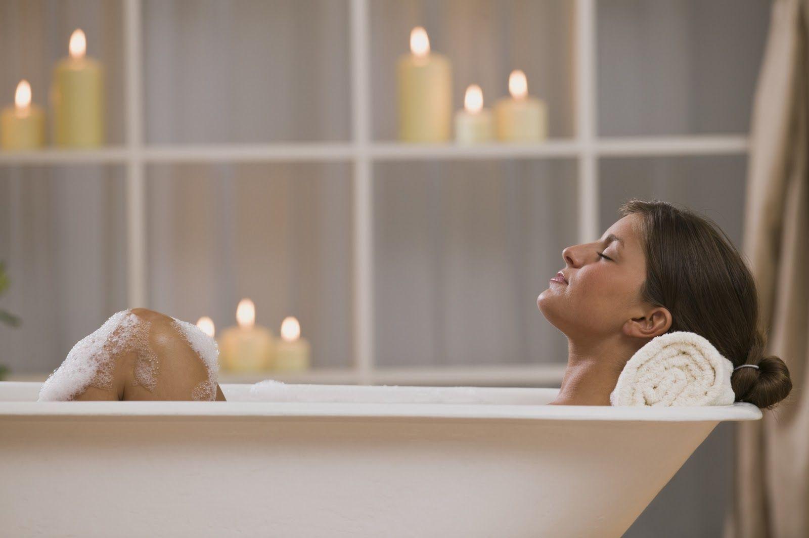 3 consejos para una ducha relajante