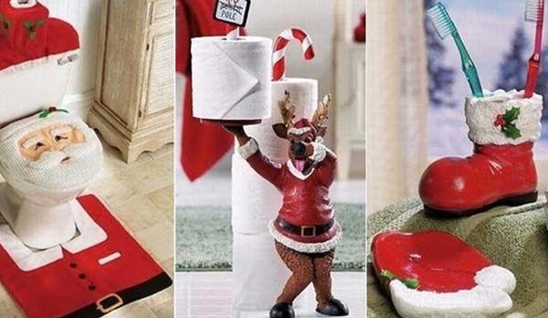 ideas-para-decorar-el-bano-en-navidad
