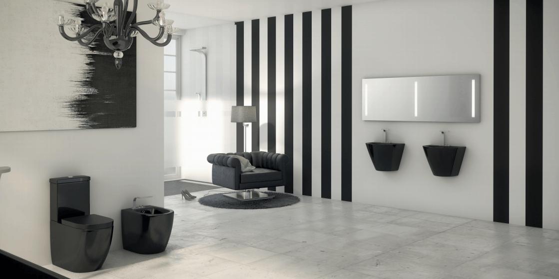 Juegos de baño Verona Black