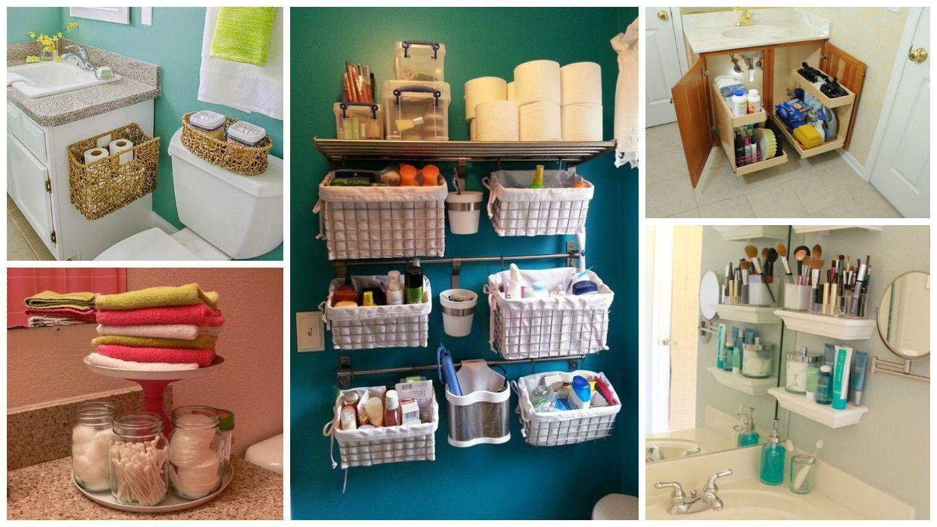Organizar el baño, 3 ideas  imprescindibles para tener todo en su sitio