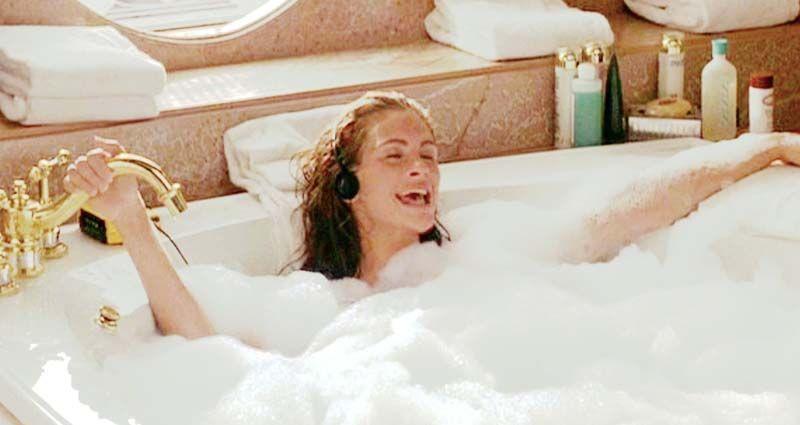 baños películas famosas
