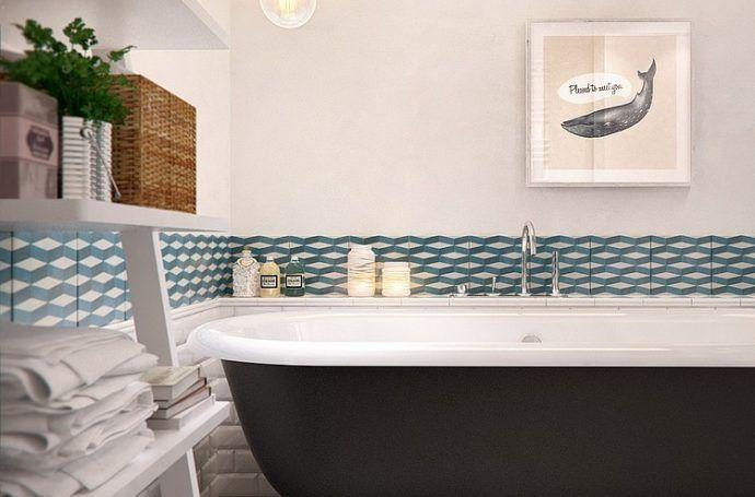Mantener el baño limpio