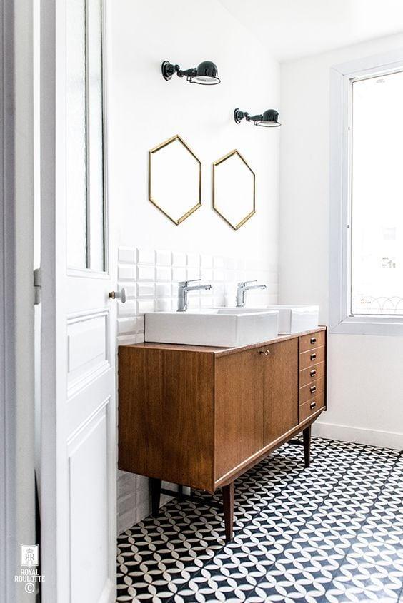 Baldosas Hidráulicas Baño:decoración de baños baldosas hidraulicas