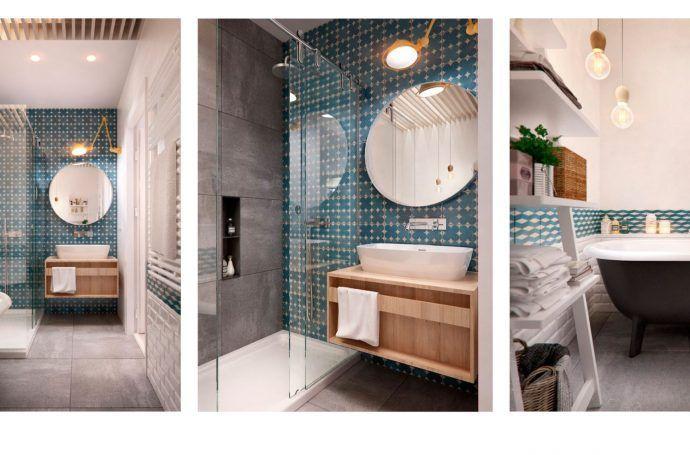 Pros y contras de pintar los azulejos del bano   The Bath ...
