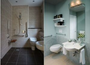 baños para minusvalidos