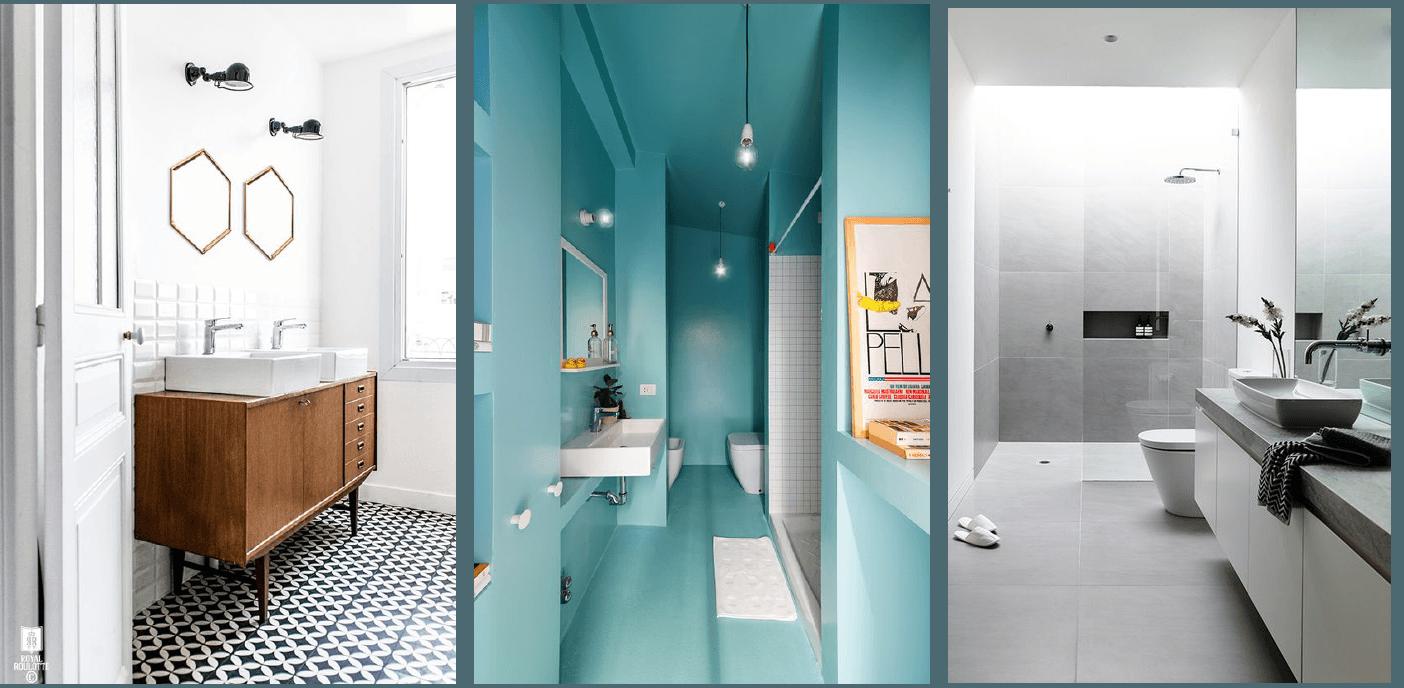 Decoración de baños: 5 ejemplos para inspirarse