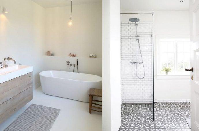 Cambiar ba era por ducha definitivamente ahorras espacio for Cambiar banera por ducha