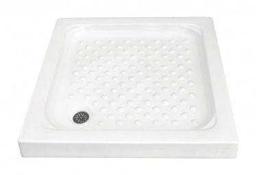 plato de ducha acrílico cuadrado