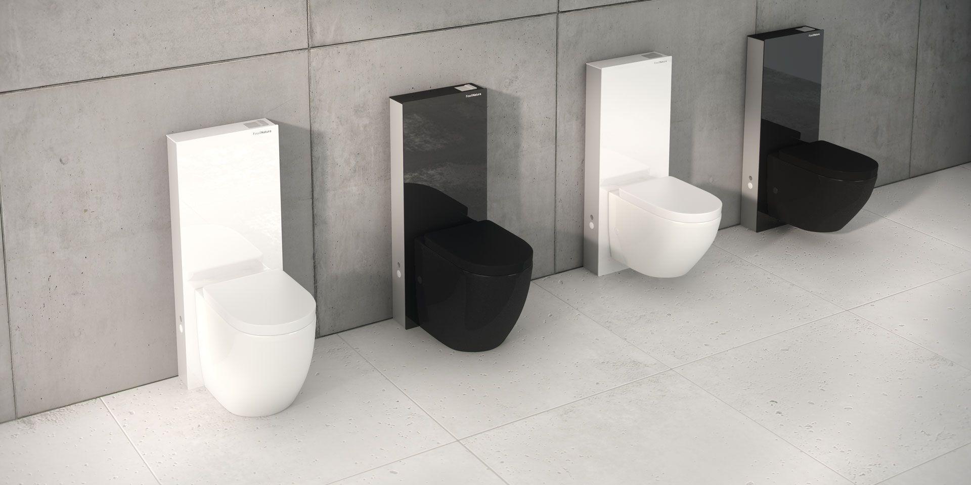 Diseño de baños: blanco o negro, tendencias actuales