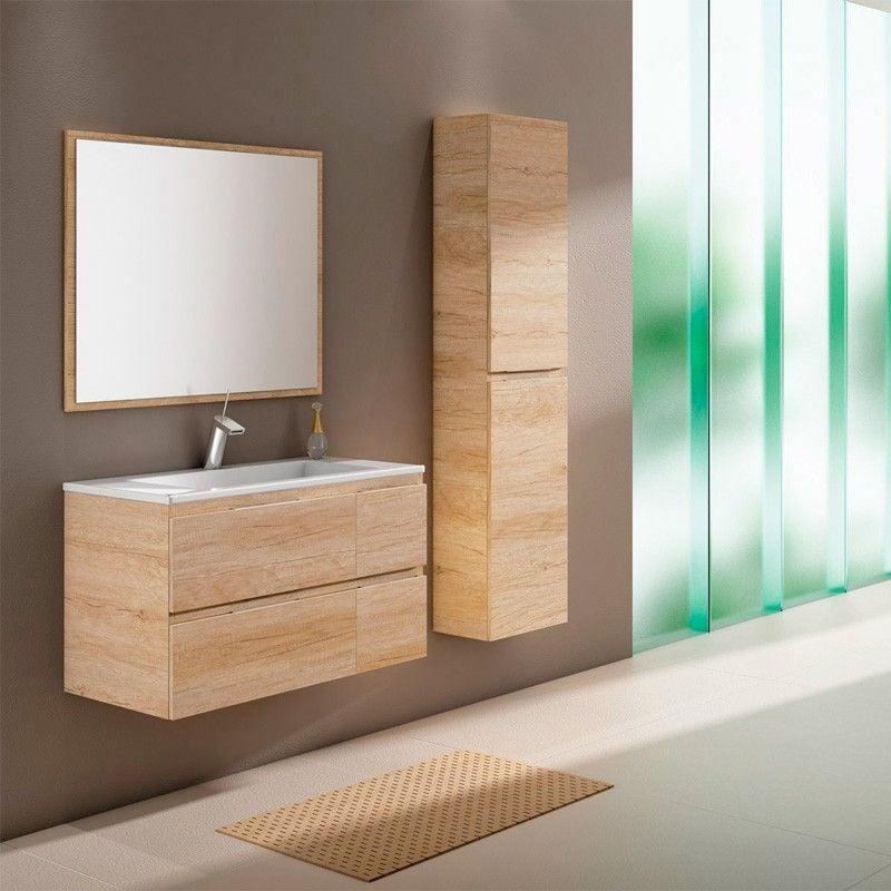 Mueble de baño moderno