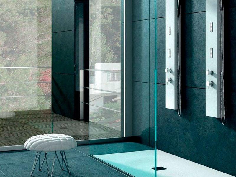 Plato de ducha moderno