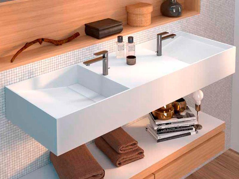 Material de alta calidad para el baño