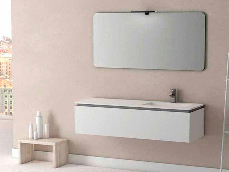 Mueble de baño minimalista