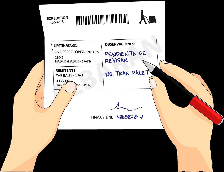 Revisión de pedido