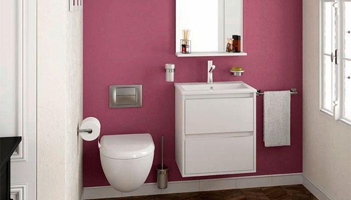 Muebles de baño con ancho de 60cm